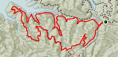 Thompson Loop Map