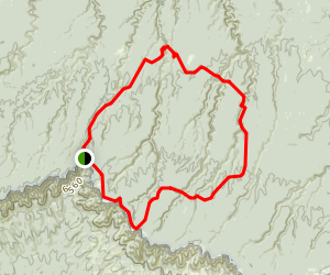 Cabin Loop Trail Map