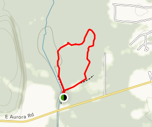 Buttonbush Trail Map