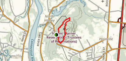 Mount Warner Trail Map