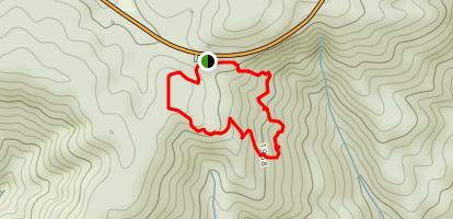 Burnt Mountain Preserve Trail Map