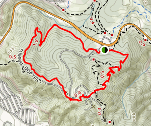 San Bruno Mountain Map