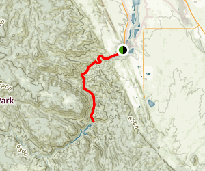 Waterton Canyon Trail Map