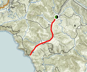 Tennessee Valley Trail Map