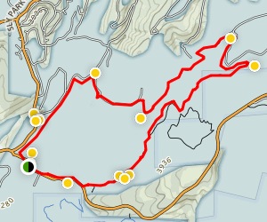 Sly Park Jenkinson Lake Loop Trail Map