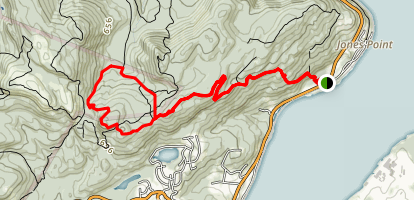 Timp Trail Map