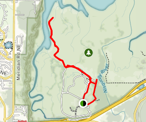 Nisqually National Wildlife Refuge Trail Map