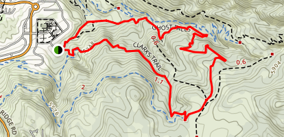 Corner Canyon Map