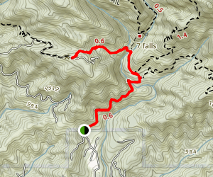 Inspiration Point Map