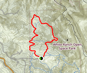 Rawhide Wrangler Trail Map