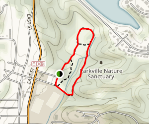 Old Kate Trail  Map