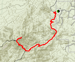 Sweetwater Trail Map