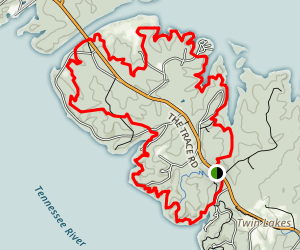 Canal Loop Trail Map