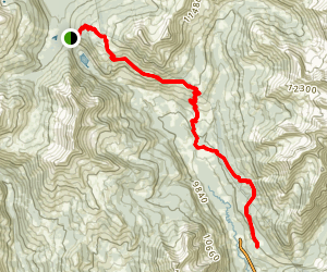 Trail 401 Map