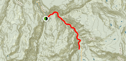 Clackamas River Trail Map