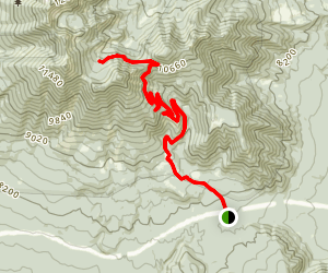 Weatherford Trail Map