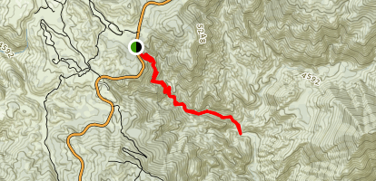 Devils Canyon Map
