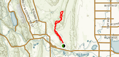 Devil's Backbone Trail - Extended Route Map
