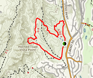 Riley Wilderness Park  Map