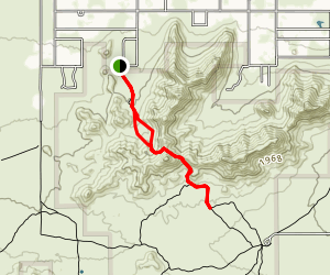 Dynamite Trail Map