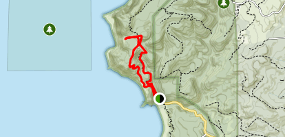 Clatsop Loop Trail Map