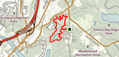 Meadowood Map