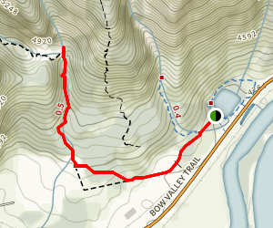 Grotto Canyon Trail Map
