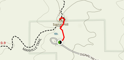 Signal Hill Trail Map
