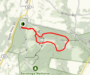 Wilkinson National Recreation Trail Map