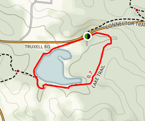 Kendall Lake Loop Map