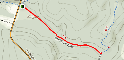 The  Kingsley Trail Map