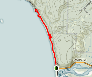 Hole-in-the-Wall Trail Map