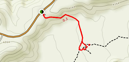 Homer Wilson Trail Map