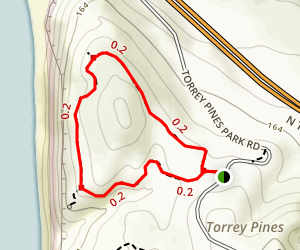 Guy Fleming Trail Map