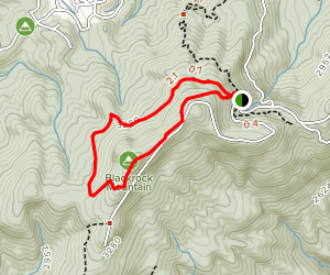 Tennessee Rock Trail Map