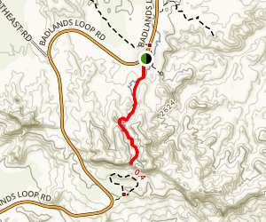 Notch Trail Map