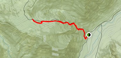 Eight Mile Trail Map