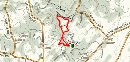 Hashawha Loop Trail Map