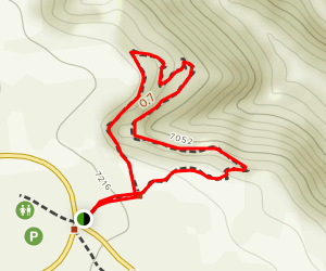 Step House Trail Map
