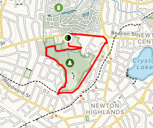 Cold Spring Park Map