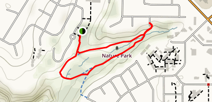 South Ogden Nature Park Map
