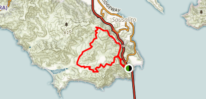 Coastal - SCA - Bobcat Trails Map