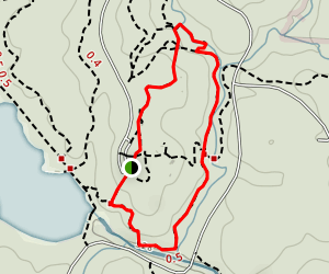 Pott's Branch Trail Map