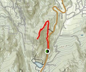 Lily Mountain Trail Map