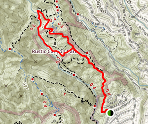 Murphy Ranch Trail Map