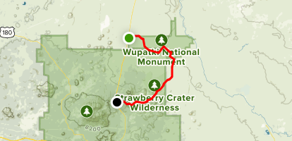 Sunset Crater and Wupatki National Monuments Scenic Drive: Sunset ...