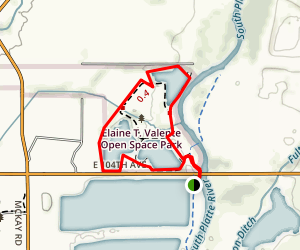 Platte River Greenway Trail: Adams County Map