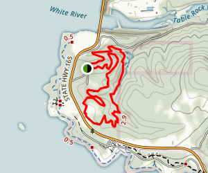 White River Valley Trail System Map