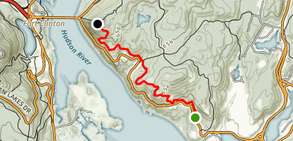 Camp Smith Trail Map