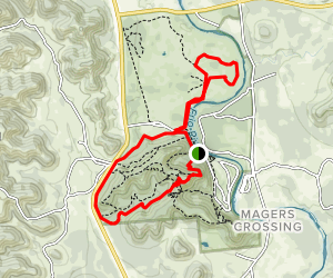 Garner State Park Trail Map